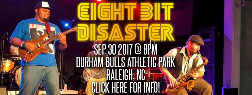 Eight Bit Disaster to Perform Saturday Night